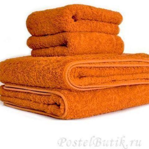 Полотенце 70х140 Abyss & Habidecor Super Pile 605 mandarin