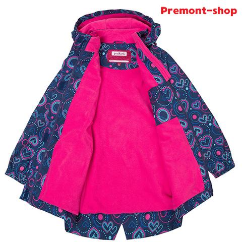 Утепленный плащ Premont Фейерверки Лото-Квебек S18181