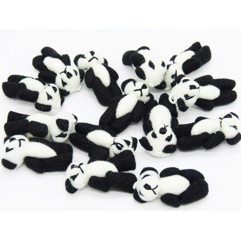 Игрушка для куклы 4 см - панда маленькая