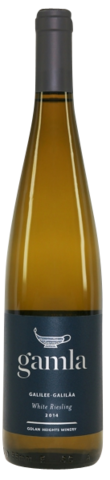 Golan Heights Winery Gamla White Riesling