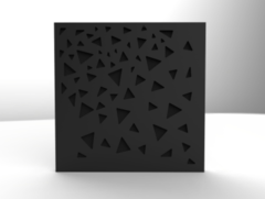 Акустический поролон панель ECHONON Studio-3 200-1600 Hz