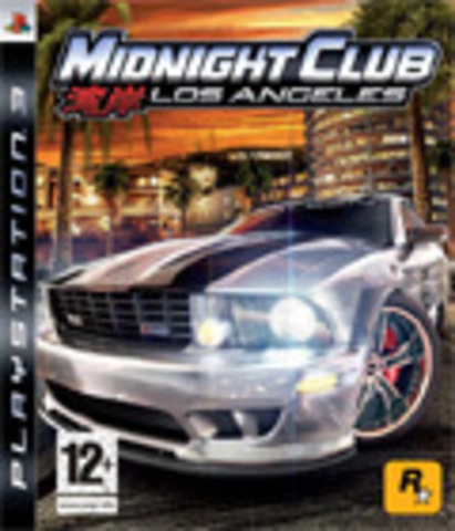PS3 Midnight Club Los Angeles - Complete Edition (английская версия)