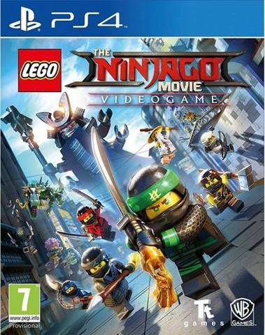 Sony PS4 LEGO: Ниндзяго Фильм. Видеоигра (русские субтитры)