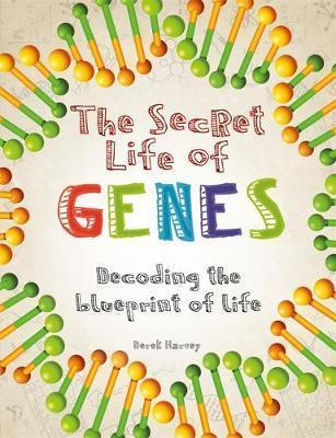 Kitab The Secret Life of Genes | Derek Harvey
