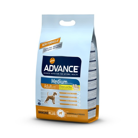 Сухой корм Advance Medium Adult