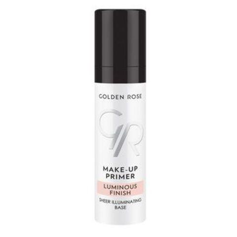GR Cияющая основа для макияжа лица MAKE-UP PRIMER LUMINOUS FINISH