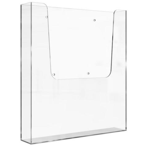 Карман настеннный Attache А4 вертикальный пластик 2шт/уп