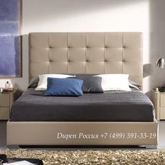 Кровать Dupen (Дюпен) 875 BELEN МОКА
