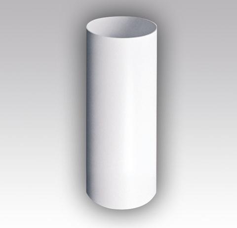 Воздуховод круглый 125 мм 1,5 м пластиковый