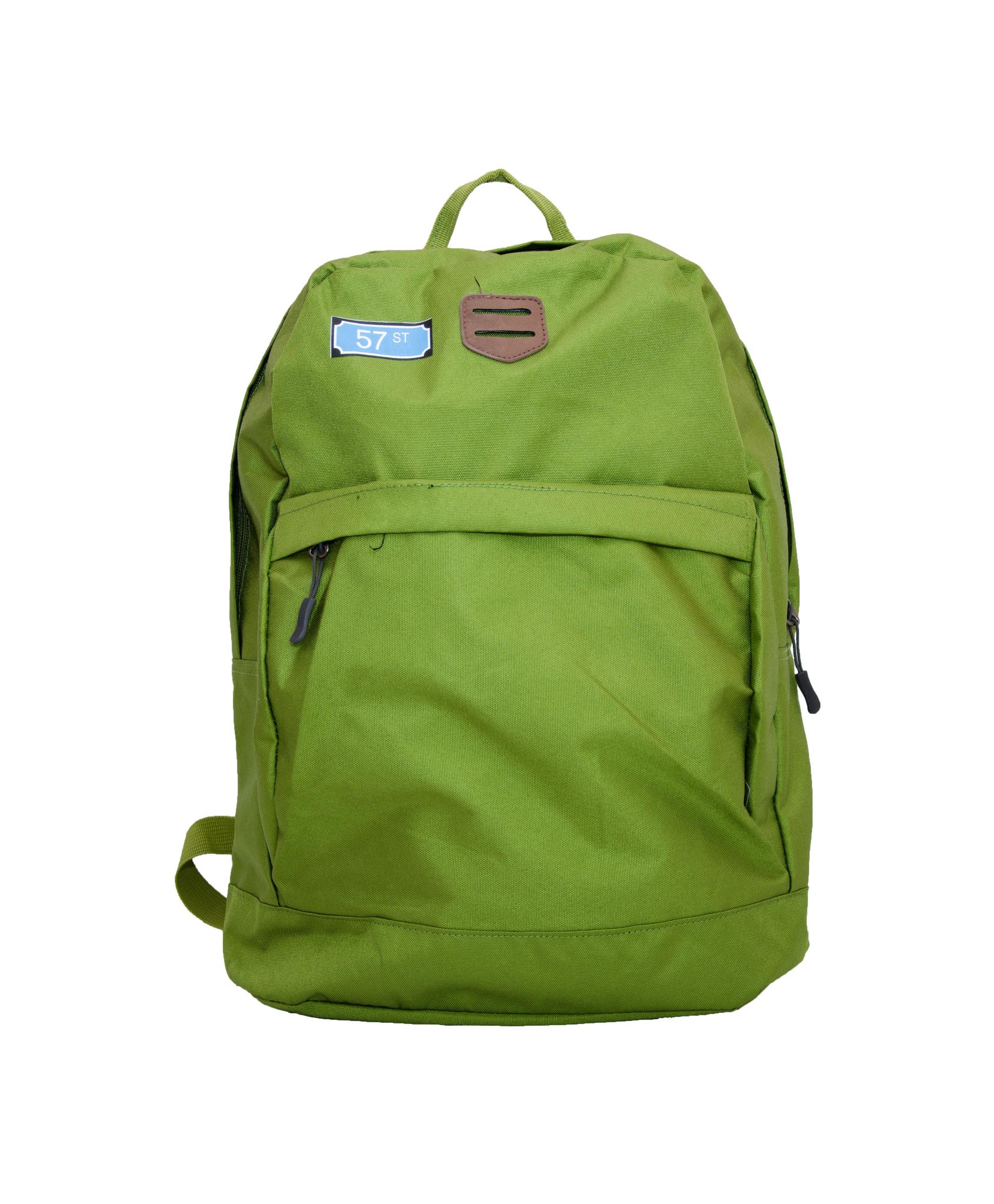 Рюкзак 57ST Bronx Зелёный