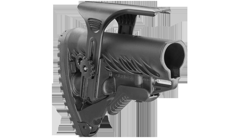 Тюнинг Приклад FAB Defense для М16/AR15 с регул. щекой ц:black 704-glr-16-cp-3d-png-Sun-Jan-6-15-34-22.png
