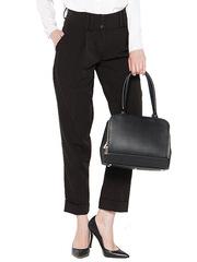 BR1143-9 брюки женские, черные