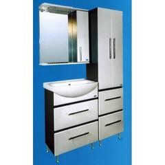 Мебель для ванной комнаты Грация венге