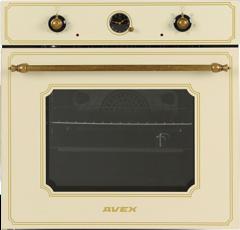 Встраиваемый духовой шкаф AVEX RY 6360