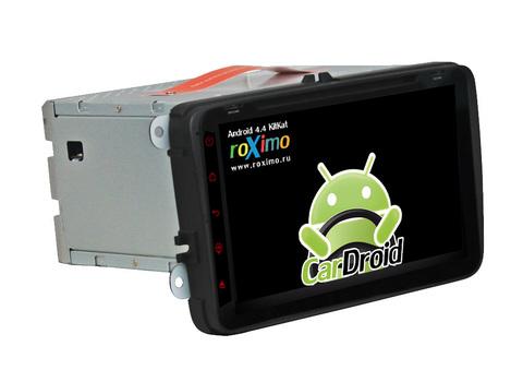 Штатная магнитола на Android 8.0 для Volkswagen Jetta рестайлинг 14+ Roximo CarDroid RD-3706