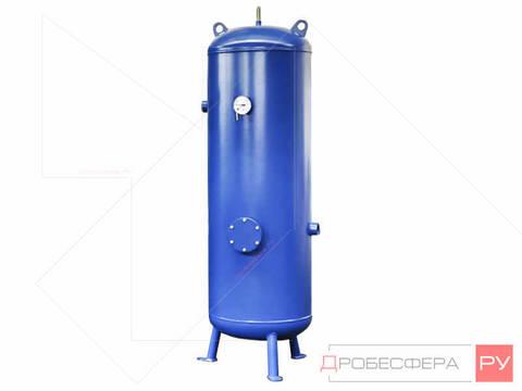 Ресивер для компрессора РВ 250/16 вертикальный