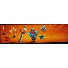 Конструктор LEGO Ninjago Бой мастеров кружитцу-Кай против Самурая 70684