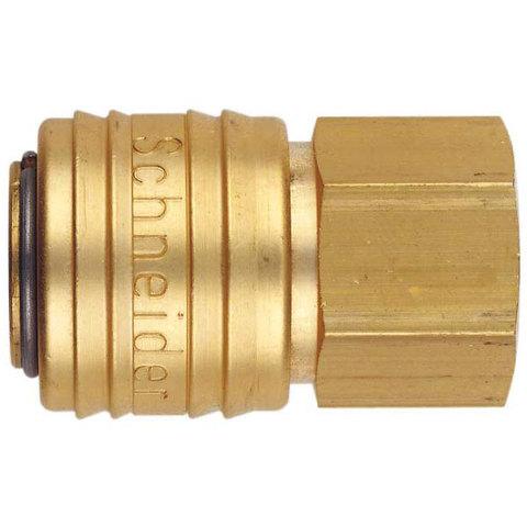 Розетка соединительная быстросъёмная SK-NW7,2-G1/4i