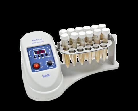 Bio RS-24. Міні-ротатор для вакутайнерів та пробірок. BioSan (Латвія)