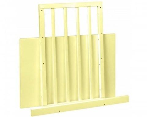 Дополнительный комплект деталей для кровати-трансформера Nuovita Nido Magia Chartreuse gialla/ Шартрез желтый