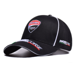 Бейсболка Ducati черная (Кепка Дукати)
