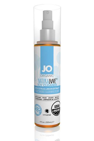 Чистящее средство для игрушек JO ORGANIC - TOY CLEANER - FRAGRANCE FREE (120 мл)