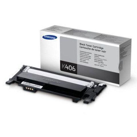 Картридж Samsung CLT-K406S для Samsung CLP-360, CLP-365, CLP-365W, CLX-3300 тонер-картридж черный. Ресурс 1500 копий.