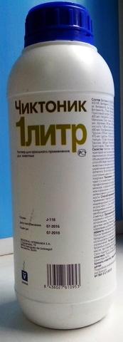 Чиктоник 1л (поливитаминный комплекс)
