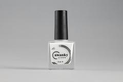 Лак для стемпинга Swanky Stamping №002, белый, ...