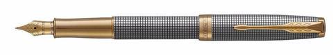 Перьевая ручка Parker Sonnet Cisele GT123