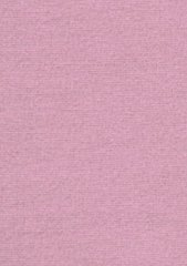 Простыня на резинке 160x200 Сaleffi Raso Tinta Unito с бордюром сатин розовая