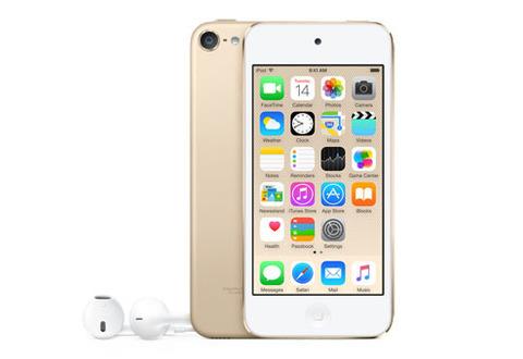 Apple iPod Touch 6 16Gb Gold купить в Перми
