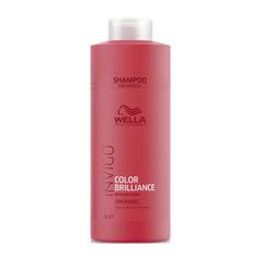 Wella Invigo Color Brilliance Шампунь для защиты цвета окрашенных нормальных и тонких волос 1000мл