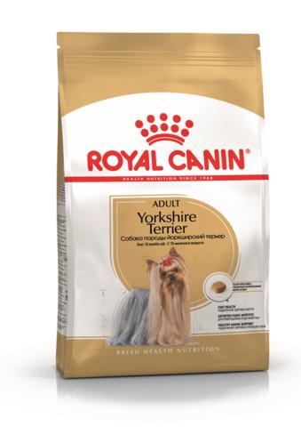 Royal Сanin Yorkshire Terrier сухой корм для Йоркширских терьеров 1,5кг