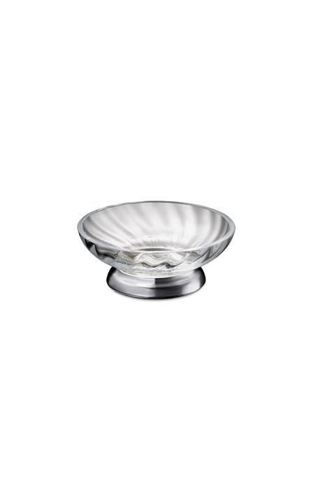 Мыльницы Мыльница Windisch 92801CR Salomonic Spiral Silver mylnitsa-92801cr-salomonic-spiral-silver-ot-windisch-ispaniya.jpg