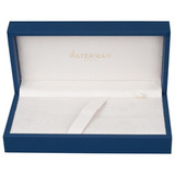 Перьевая ручка Waterman Carene Contemporary White ST перо золото 18Ct F (S0944640)
