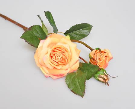 Цветок искусственный.Роза 95001-04
