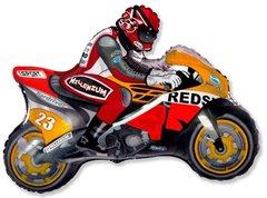 Мотоцикл (оранжевый) F 29