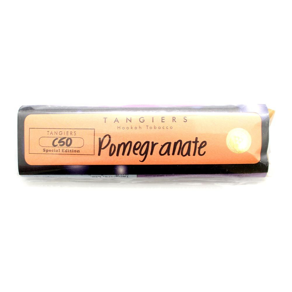 Табак для кальяна Tangiers Noir (оранж) C50 Pomegranate 250 гр.