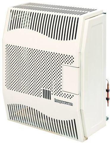 Конвектор газовый настенный Hosseven HDU-3V Fan со стальным теплообменником (3 кВт)