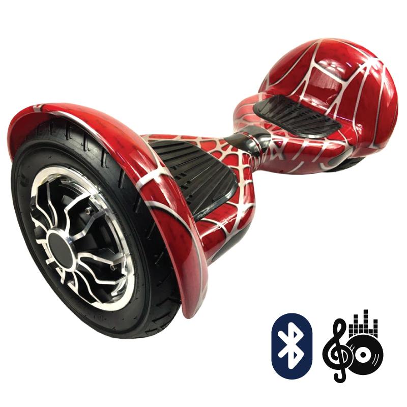 Smart Balance SUV 10  паутина (Bluetooth-музыка + сумка) - 10 дюймов, артикул: 616850