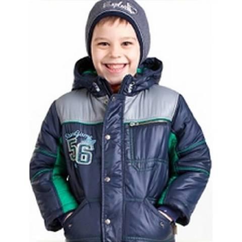 КТ105 Куртка для мальчика Зима