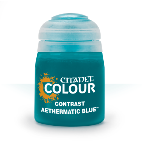 Citadel Contrast: Aethermatic Blue 18 ml.