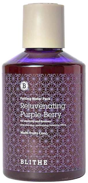 BLITHE Patting Splash Mask Purple Berry сплеш–маска для лица 150 мл