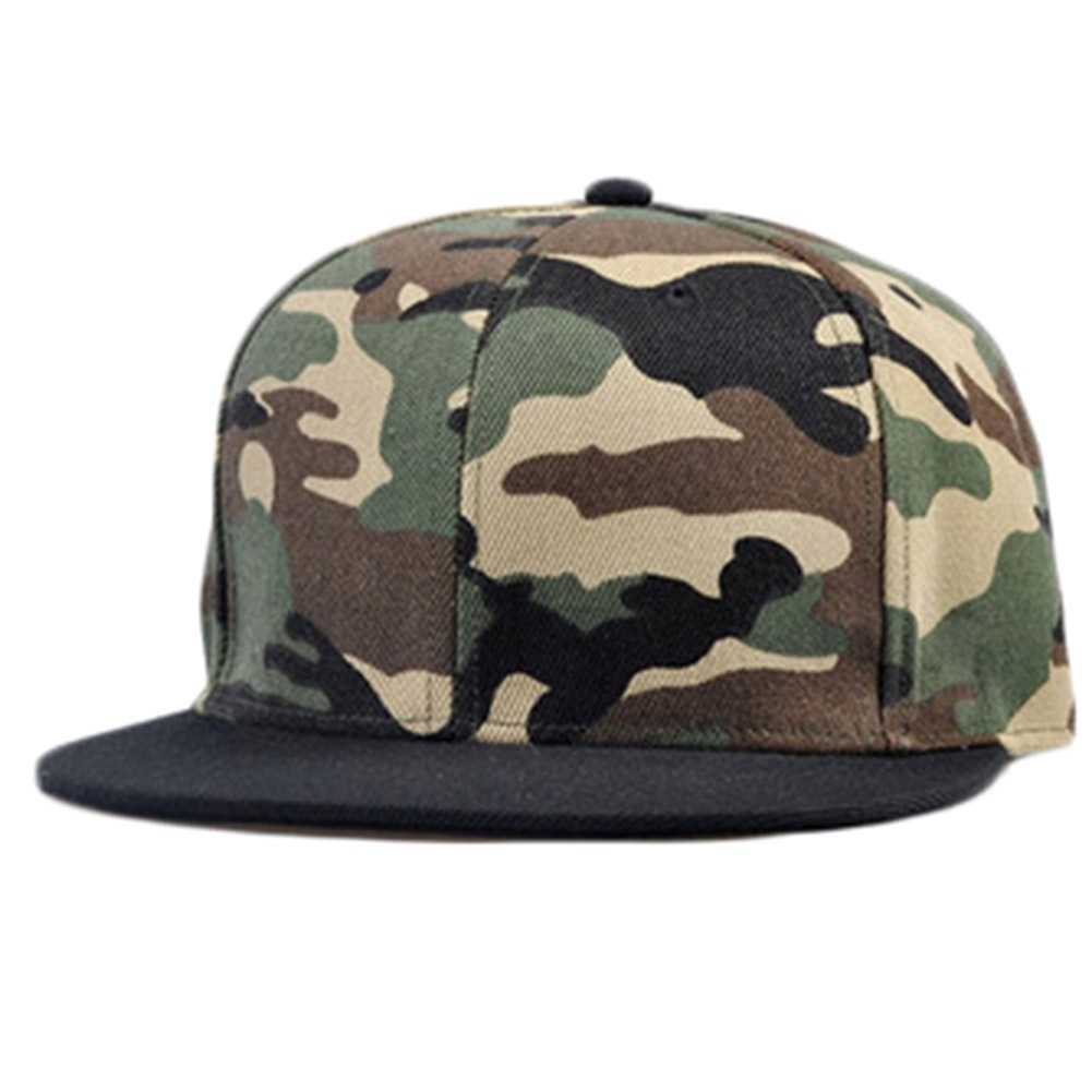"Кепки Кепка ""Хаки"" Camouflage-Snapback-Polyester-Adjustable-Cap-Blank-Flat-Camo-Baseball-Cap-With-No-Embroidery-Men.jpg"