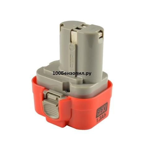 Аккумулятор для шуруповертов Makita 9.6В, 1.3Ач, NiCd