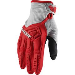 Spectrum Gloves / Красно-серый