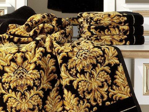 Полотенце для волос Feiler Sanssouci 10 schwarz