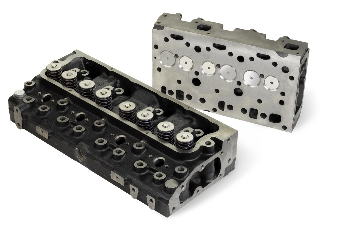 Головка блока двигателя в сборе / KIT, CYL. HEAD АРТ: ZZ80268