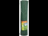 Решетка заборная Grinda, цвет хаки, 1,5х25 м